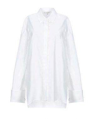 Pубашка GOSSIP. Цвет: белый