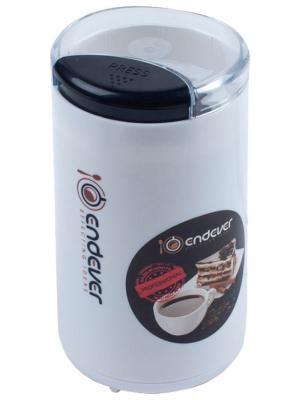 Кофемолка Endever. Цвет: белый