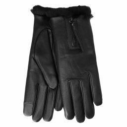 Перчатки MARINA/L черный AGNELLE
