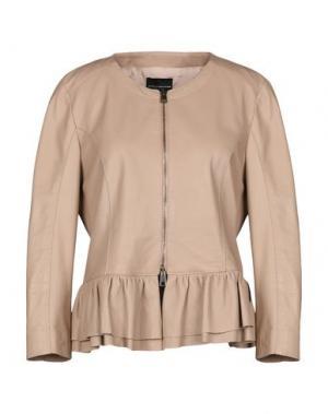Куртка ATOS LOMBARDINI. Цвет: песочный