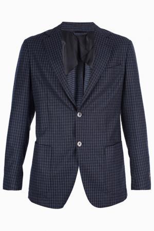 Пиджак LUCIANO BARBERA. Цвет: мультицвет