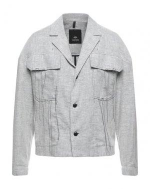 Пиджак TOM REBL. Цвет: светло-серый