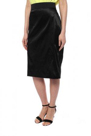 Юбка Dolce&Gabbana. Цвет: черный