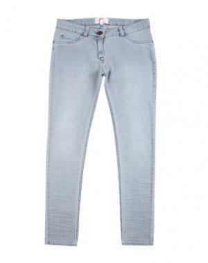 Джинсовые брюки AMERICAN OUTFITTERS. Цвет: серый