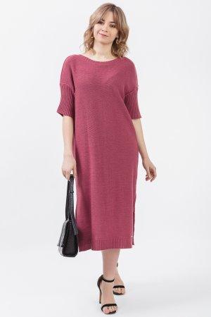 Вязаное платье - оверсайз Lacy