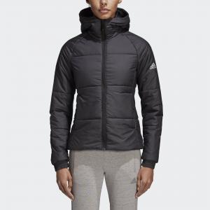 Куртка BTS Winter Performance adidas. Цвет: черный