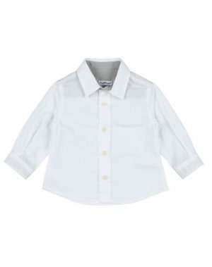 Pубашка I GIANBURRASCA. Цвет: белый