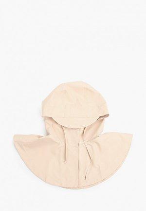 Капор UNU Clothing. Цвет: бежевый