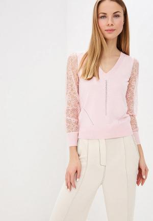 Пуловер Love Republic. Цвет: розовый