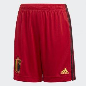Домашние шорты сборной Бельгии Performance adidas. Цвет: красный