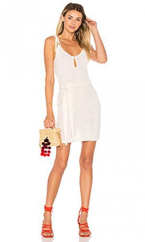 Платье meave Tularosa. Цвет: ivory