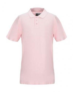 Поло FRANKLIN & MARSHALL. Цвет: розовый