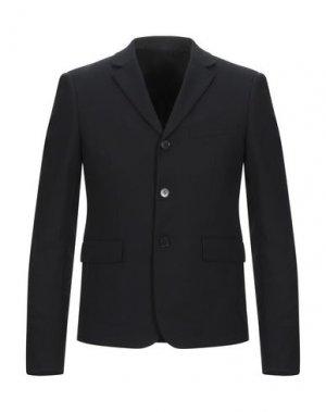 Пиджак SANDRO. Цвет: черный
