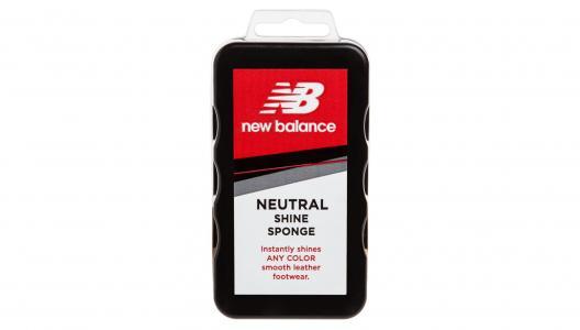 Средства по уходу NB Shine Sponge - Neutral New Balance. Цвет: бесцветный