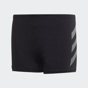 Плавки-боксеры Performance adidas. Цвет: черный