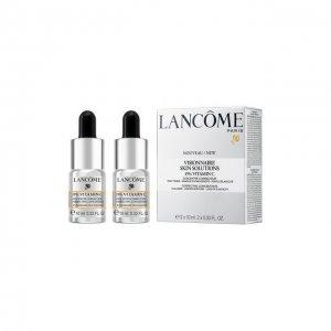 Корректирующий концентрат для лица с витамином Lancome. Цвет: бесцветный