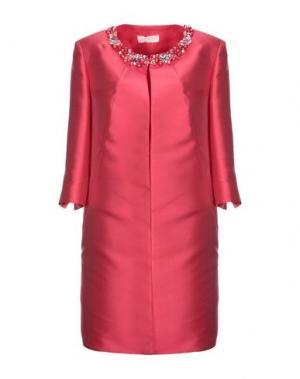 Легкое пальто AMONREE. Цвет: красный