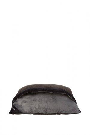 Лежак - нора для животных SCRUFFS. Цвет: серый