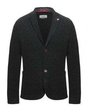 Пиджак FRED MELLO. Цвет: стальной серый