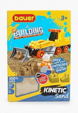 Конструктор Bauer Building Kinetic. Цвет: желтый