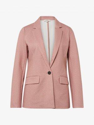 Пиджак TOM TAILOR. Цвет: фиолетовый