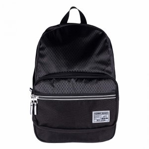 College Backpack Tommy Jeans. Цвет: черный