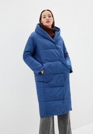 Куртка утепленная Ovelli. Цвет: синий