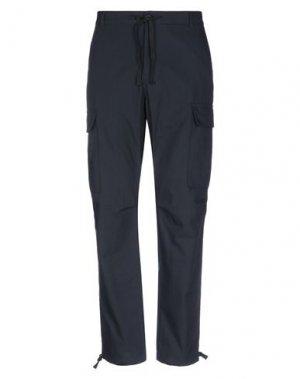 Повседневные брюки HERSCHEL SUPPLY CO.. Цвет: черный