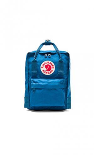 Рюкзак kanken mini Fjallraven. Цвет: синий