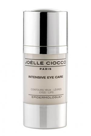 Крем для интенсивного ухода за веками и кожей вокруг глаз губ INTENSIVE EYE CARE, 15 ml Joëlle Ciocco. Цвет: multicolor