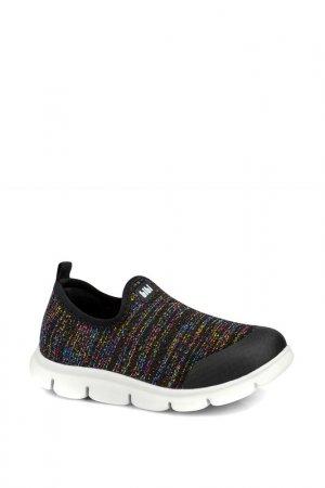 Обувь спортивная Bibi. Цвет: черный, разноцветный