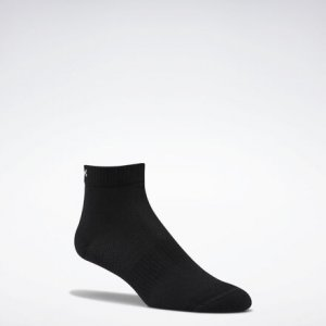 Носки Active Foundation Ankle, 3 пары Reebok. Цвет: black / black / black