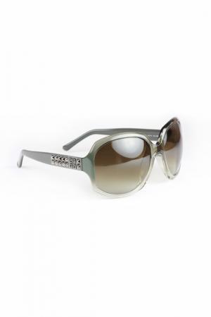 Очки солнцезащитные Givenchy. Цвет: зеленый