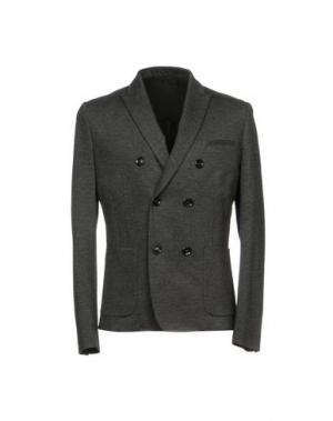 Пиджак HōSIO. Цвет: свинцово-серый