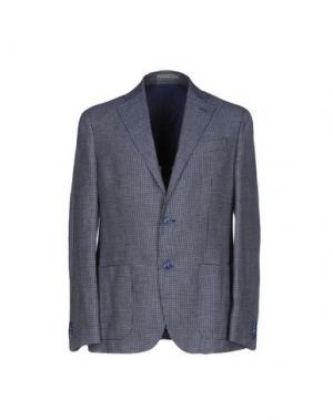 Пиджак NINO DANIELI. Цвет: темно-синий