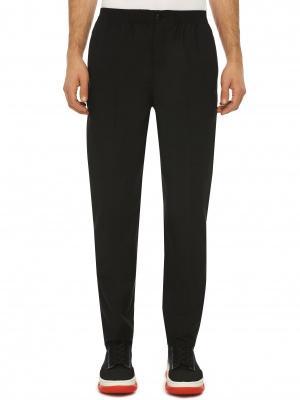 Классические брюки ALEXANDER WANG. Цвет: черный
