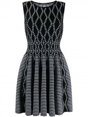 Приталенное платье Antonino Valenti
