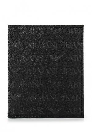 Визитница Armani Jeans. Цвет: разноцветный