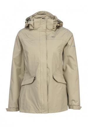 Куртка Trespass DEVOUR. Цвет: бежевый