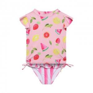 Комплект для плавания Snapper Rock. Цвет: розовый