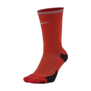 Носки до середины голени с амортизацией для бега Nike Spark - Красный