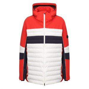Утепленная куртка Bogner. Цвет: красный