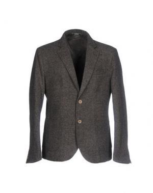 Пиджак MARKUP. Цвет: темно-коричневый