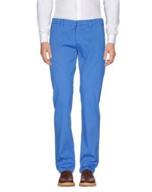 Повседневные брюки ARMATA DI MARE. Цвет: синий