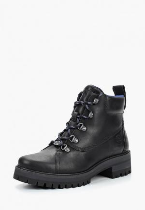 Ботинки Timberland Courmayeur. Цвет: черный