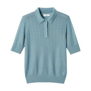 Пуловер La Redoute. Цвет: синий