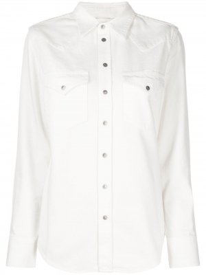Куртка-рубашка De-Ringy Diesel. Цвет: белый