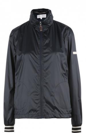 Куртка-ветровка Escada Sport. Цвет: темно-синий