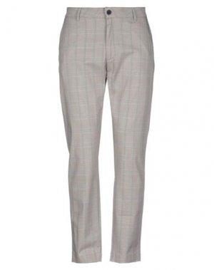 Повседневные брюки ELVINE. Цвет: светло-коричневый