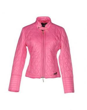 Куртка G.SEL. Цвет: розовый